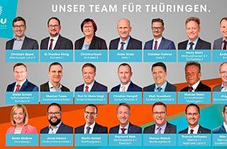 21 direkt gewählte Abgeordnete