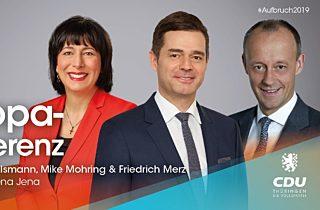 Friedrich Merz 18 05 2019