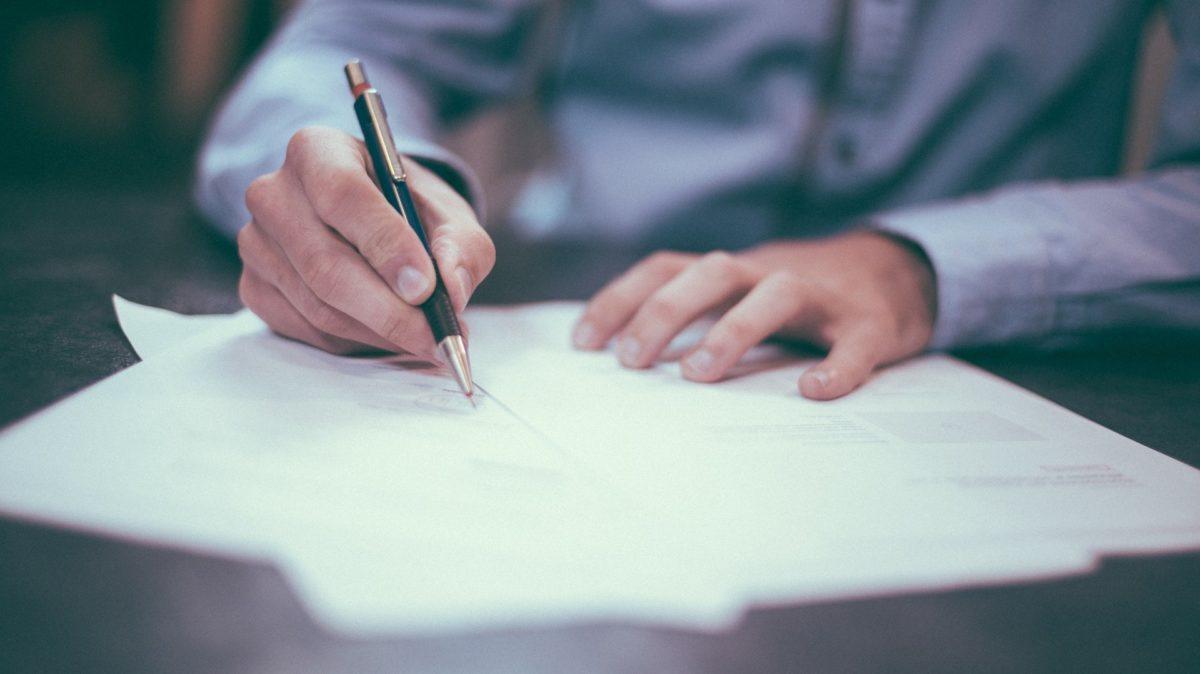 Schreiben 1