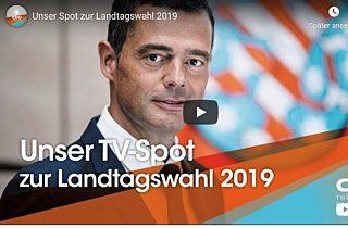 Tv Spot Zur Landtagswahl 2019