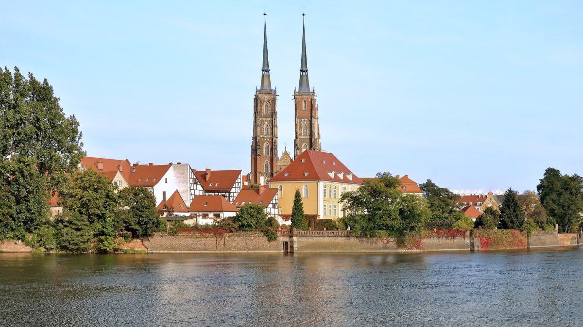 Breslau Dom Quer