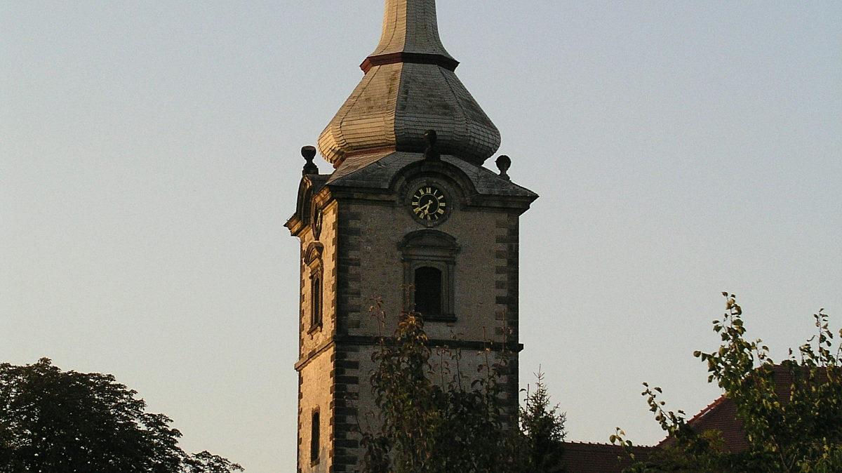 St. Stephanus Kirche Eckstedt