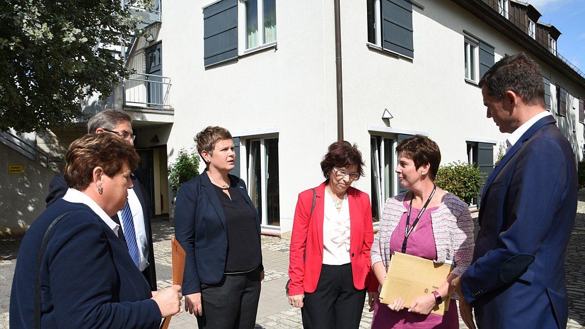 Besuch der ländlichen Heimvolkshochschule Kloster Donndorf