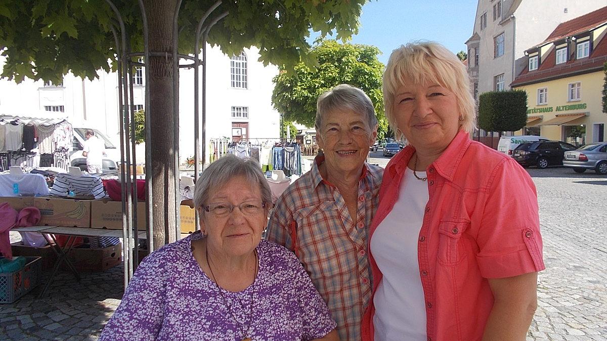Mit Frau Roedel Und Frau Mueller