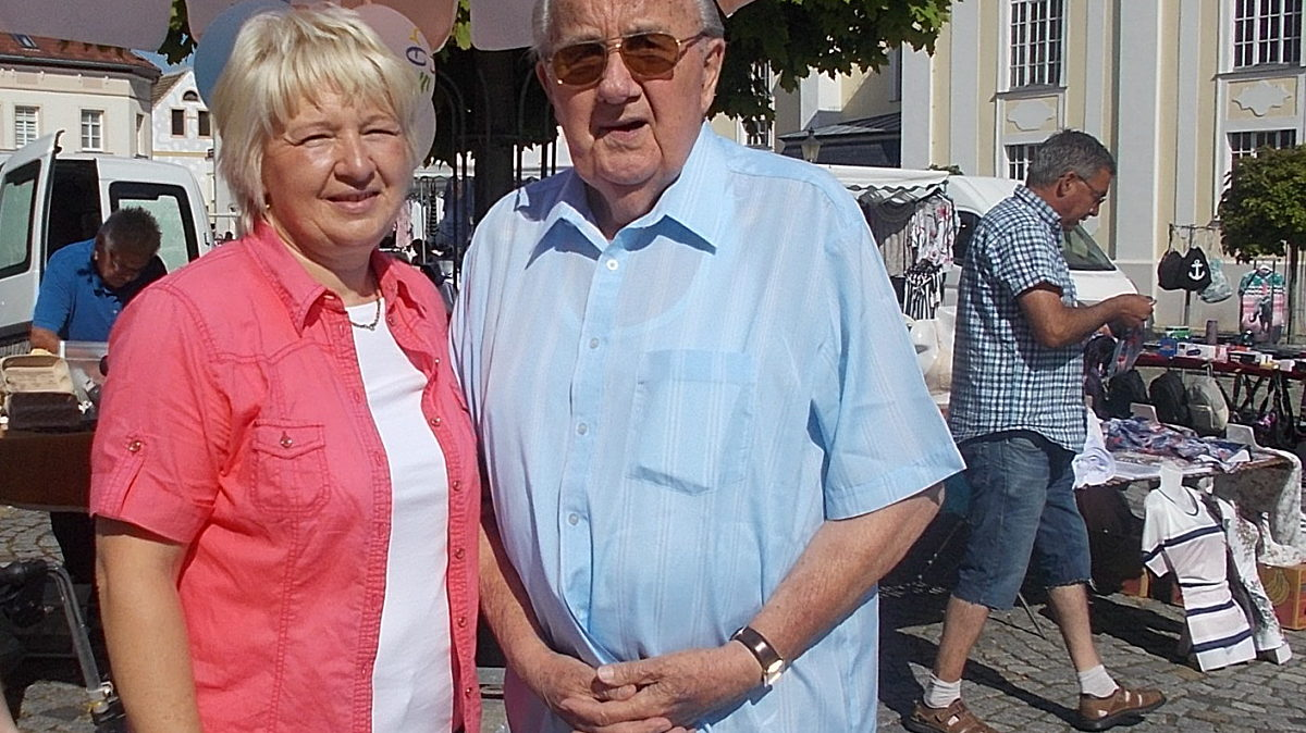Simone Mit Herrn Koitka