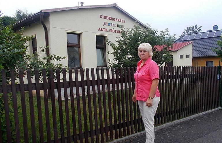 Simone Vor Kita
