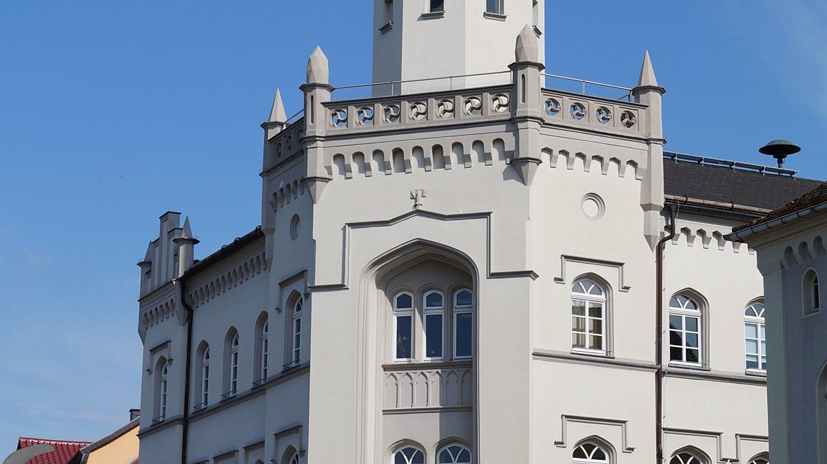 Rathaus Meuselwitz 1