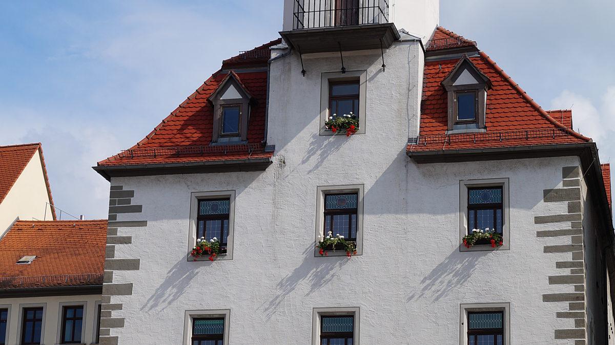 Rathaus Schmoelln 1