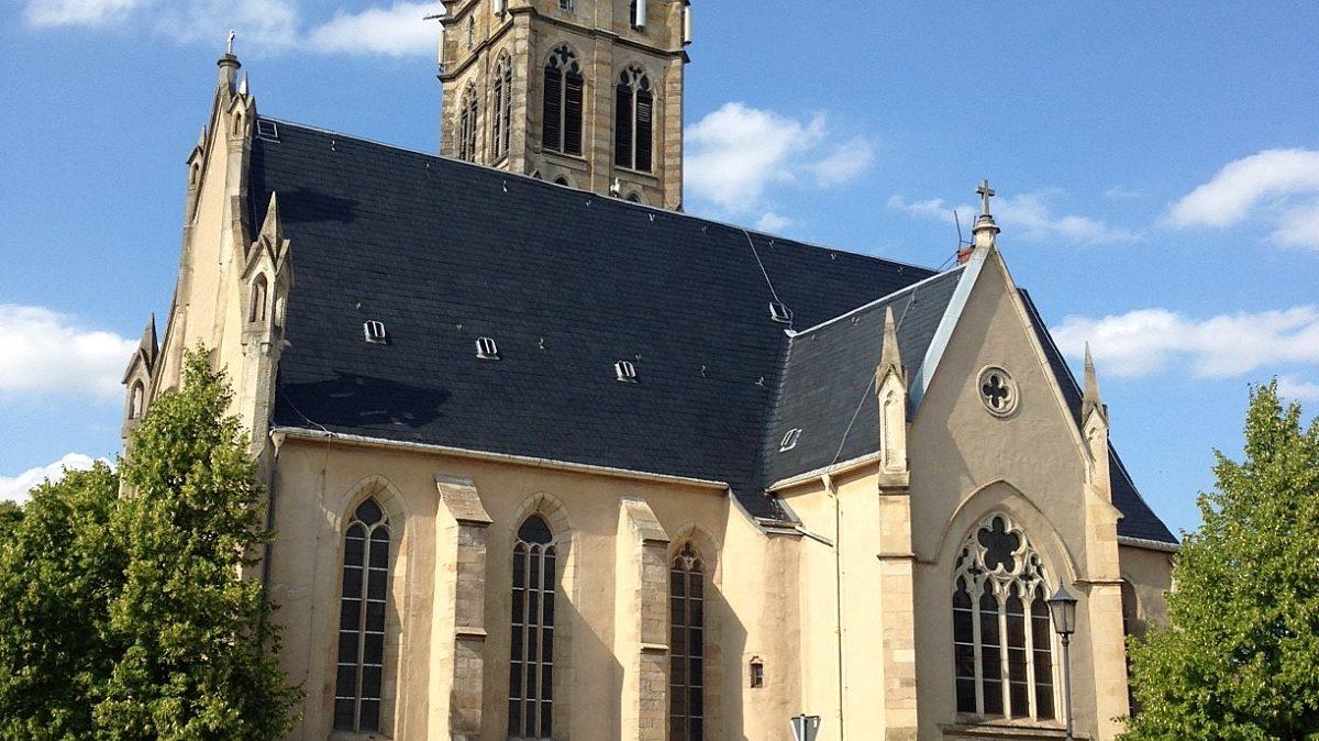 Kirche Lucka 1