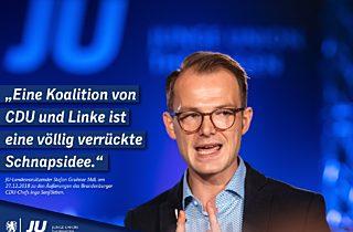 Koalition Cdu Linke