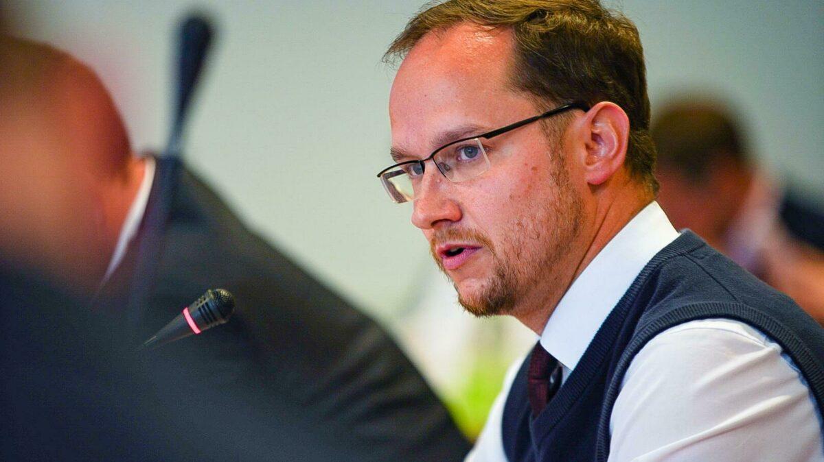 Foto Gottweiss Fraktionssitzung